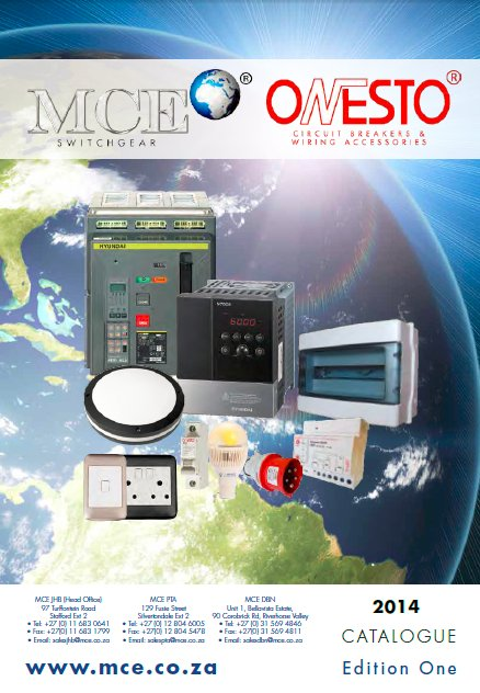switchgear / control gear download